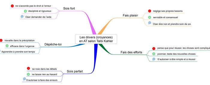 Les «Drivers» en Analyse Transactionnel